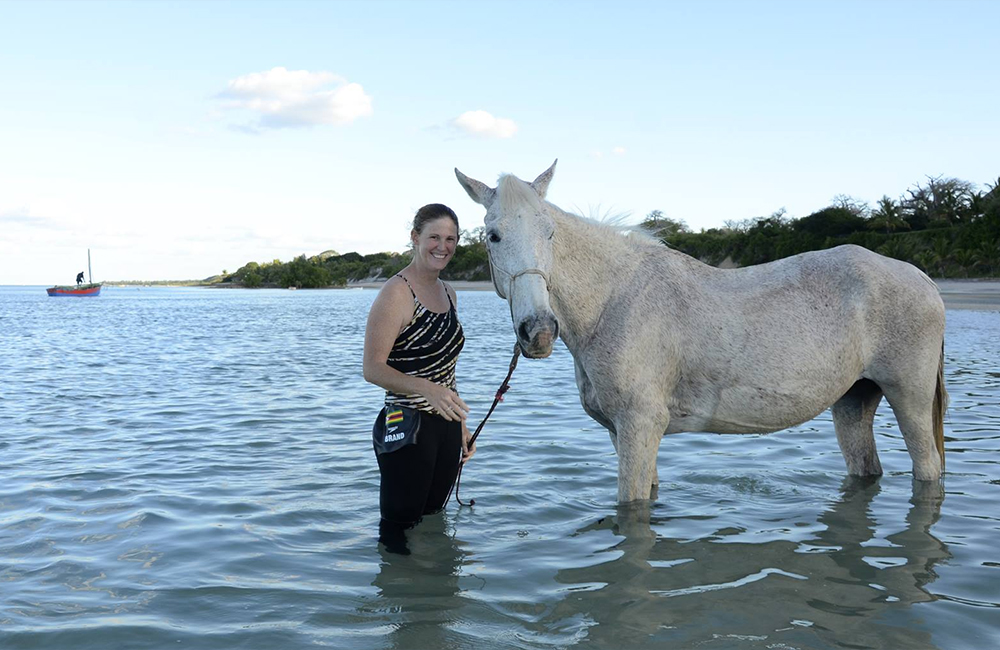 Horse Volunteer with Mozambique Horse Safari